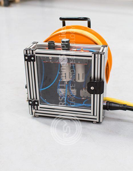 springbok lateral cutter console