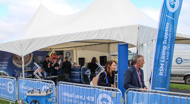 rsm exhibition stand