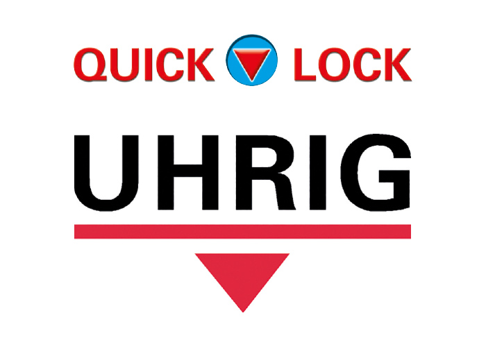 quick lock uhrig logo